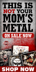 This is Not Your Mom's Metal Sale