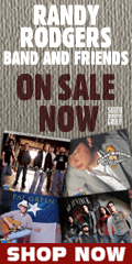 Randy Rogers Band and Friends Sale
