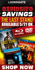 The Last Stand Sale by Lions Gate