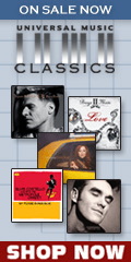 Universal Music Classics on Sale Now for a Limited Time