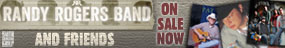Randy Rogers Band Sale